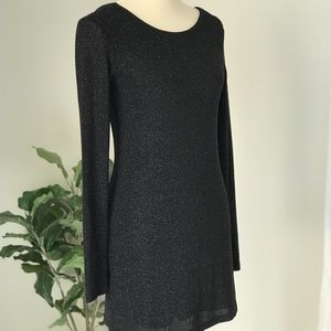 Parker Long Sleeve Mini Dress